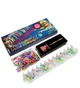 Fun colour Loom bands набор резинок для плетения 600 шт.в коробке